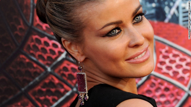 TV and movie personality Carmen Electra turned 40 this year.