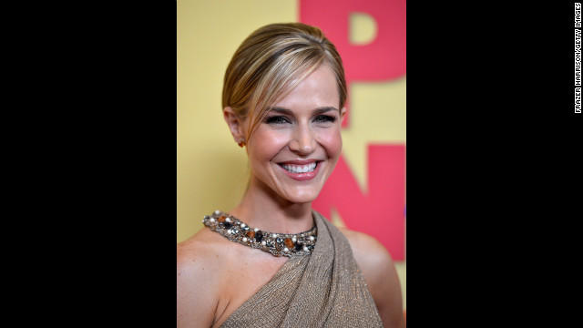 &quot;Dexter&quot; actress Julie Benz is 40 this year.