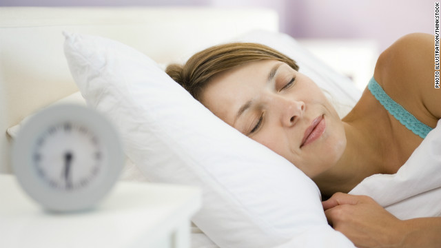 Scientists may one day determine the right mix of calories and nutrients to promote better sleep.