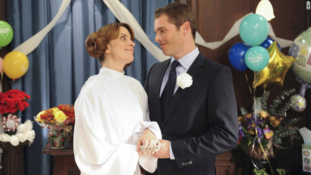 Liz Lemon gets married on &#039;30 Rock&#039;