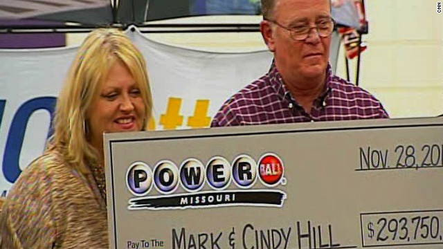 Powerball winners claim half of record prize