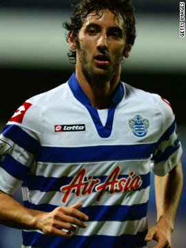 Esteban Granero arrived at Queens Park Rangers with the hope of lighting up the Premier League. But the former Real Madrid man has endured a difficult start, with his new team rock bottom and yet to win a game.