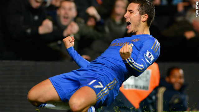 Eden Hazard was just one of the big arrivals at Chelsea after arriving from French club Lille in a deal worth over $50 million. The Blues also brought in Brazilian playmaker Oscar and German winger Marko Marin.