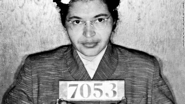 Opinion: It's time to free Rosa Parks from the bus