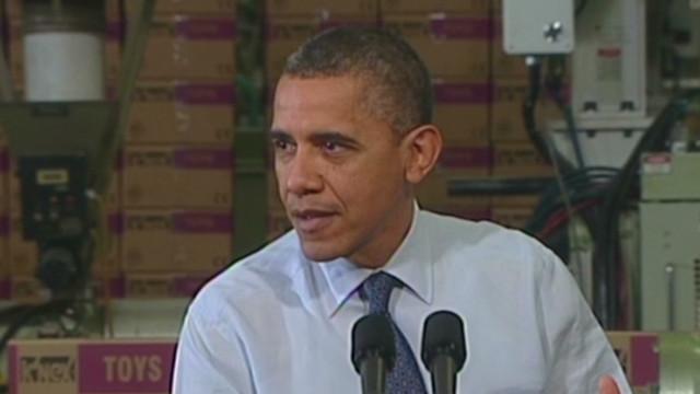 Los lectores de CNN eligen a Obama como hombre del año