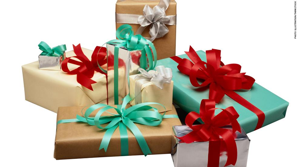 Are you tired of ties and gift cards? This year, try giving your friends and family something that will help them actually stick to that New Year's resolution.<br/><br/>From workout gear to kitchen gadgets -- and even a deluxe treadmill desk -- we've scoured stores to bring you 10 healthy gift ideas that are guaranteed to make the people on your list feel good, inside and out. For more ideas, <a href='http://www.health.com/health/gallery/0,,20650381,00.html' target='_blank'>see the full gallery</a> on Health.com.<br/><br/>