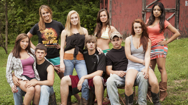 &#039;Buckwild&#039; producer: Show isn&#039;t like a train wreck