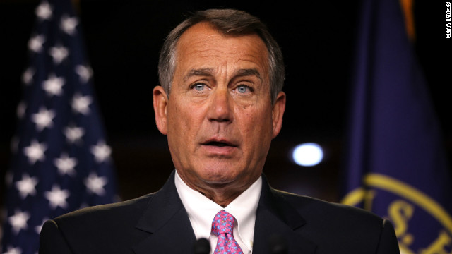 House GOP proposal on fiscal cliff rejects Obama's tax plan