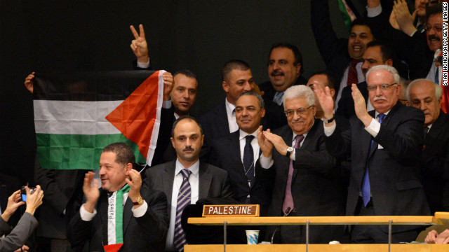 State of confusion over state of Palestine