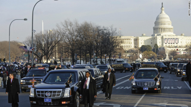 In Limo Land, drivers swerve away from fiscal cliff