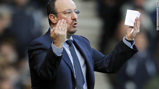 Rafael Benitez continues to feel the heat from Chelsea fans after another disappointing performance against West Ham.
