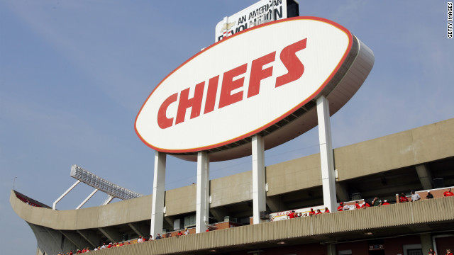 The suspicious death outside Arrowhead Stadium on Sunday did not involve any kind of