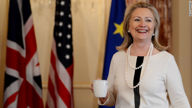 U.S. Secretary of State Hillary Clinton will travel Tuesday to Marrakech, Morocco, to participate in a meeting of the Friends of the Syrian People. The meeting will offer Clinton a chance to meet with governments in the region and discuss how to support the Syrian opposition and bring an end to the <a href='http://www.cnn.com/2012/12/08/world/meast/syria-civil-war/index.html' target='_blank'>violence plaguing the country</a>.