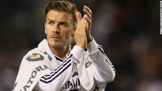 Beckham celebrated his second MLS Cup success with Los Angeles Galaxy in December 2012, when he decided to leave with a year left on his contract as he sought one final career challenge in Europe.