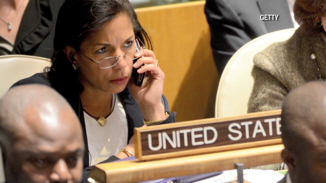 Susan Rice takes her name out of running for Secretary of State