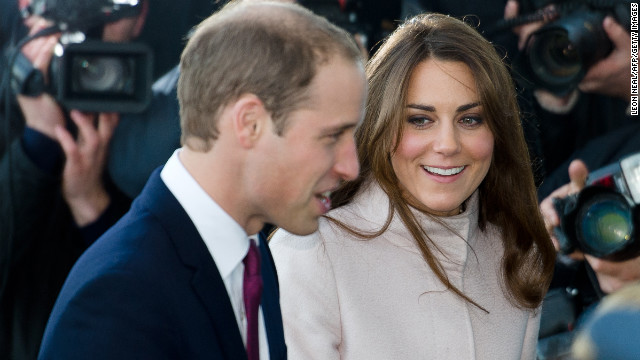 Kate Middleton is pregnant, palace confirms