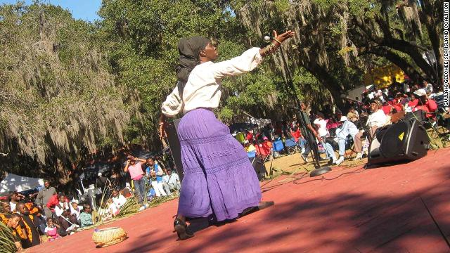 The Gullah/Geechee