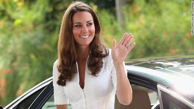 <a href='http://www.cnn.com/SPECIALS/2011/royal.wedding/' target='_blank'>Royal fever</a> has yet to break for CNN readers, who voted an expectant Catherine, Duchess of Cambridge into the top spot out of the celebrity women. But between her <a href='http://www.cnn.com/2010/WORLD/europe/11/17/kate.middleton.style/index.html?iref=allsearch' target='_blank'>impeccable style</a>, grace in the face of <a href='http://www.cnn.com/2012/09/17/world/europe/uk-royals-photo-controversy/index.html?iref=allsearch' target='_blank'>embarassing headlines</a> and <a href='http://www.cnn.com/2012/12/06/world/europe/uk-royal-pregnancy/index.html?iref=allsearch' target='_blank'>joyous news</a>, we can't say we're surprised.