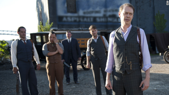 'Boardwalk Empire' finale: And the carnation falls