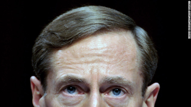 January 31: CIA director David Petraeus testifies before the Senate Intelligence Committee during a committee hearing on worldwide threats. On November 9, Petraeus submitted his resignation to President Obama, citing personal reasons. He admitted to having an extramarital affair with his biographer Paula Broadwell.