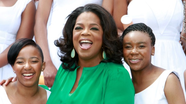 Two years after Blakely founded the company, Spanx received an unexpected publicity boost from Oprah Winfrey, who named the underwear her favorite product of the year in 2000.