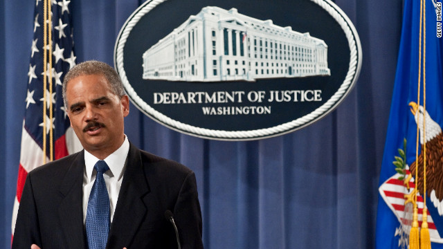 Justice official cited for oversight failure in 'Fast and Furious' to resign