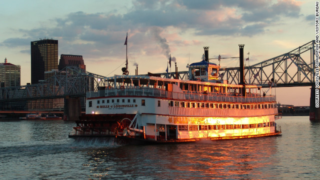 The Belle of Louisville, which turns 100 in 2014, is a river steamboat and a National Historic Landmark. Louisville tops Lonely Planet's list of U.S. destinations to visit in 2013.