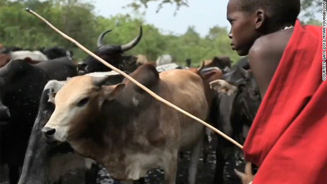 About 8% of Tanzanians do not receive basic life-saving vaccines, especially hard-to-reach communities like the Maasai.