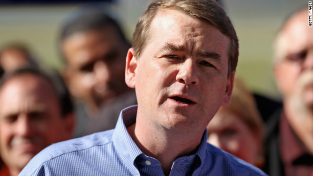 Sen. Bennet to chair Democratic campaign committee