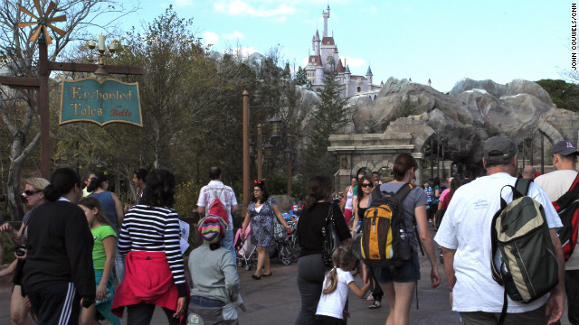 The multi-year New Fantasyland expansion is the largest in the Magic Kingdom's 41-year history.