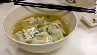 dumpling soup