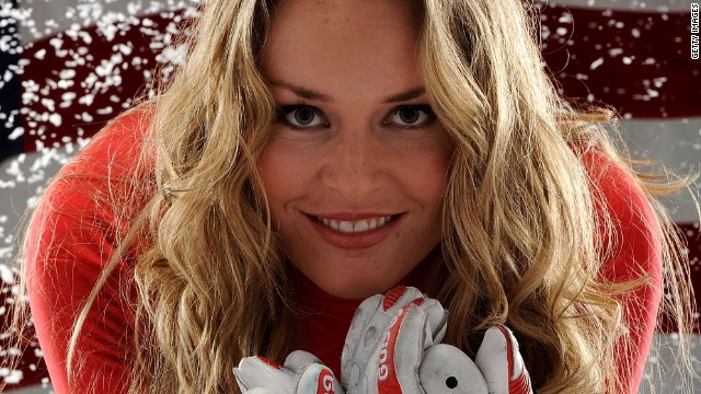 Lindsey Vonn\'s comeback on ice