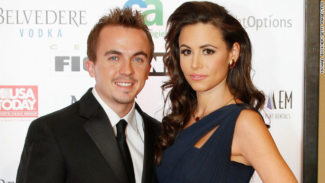 Frankie Muniz on mini-stroke: I&#039;m happy to be alive