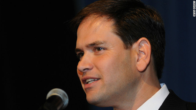 Rubio aims to avoid same-sex rights as 'central issue' in immigration debate