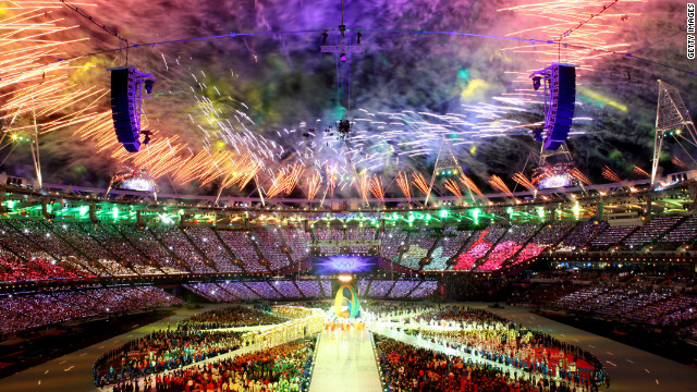 &lt;strong&gt;Biggest Twitter event: London Olympics: &lt;/strong&gt;Twitter users produced 150 million tweets during the 16-day summer games in London. The opening and closing cermonies proved the most tweeted moments, with 116,000+ tweets being sent per minute during the the Spice Girls' performance. Jamaica's Usain Bolt was the most-discussed athlete -- his gold-medal win in the 200m sprint sparked 80,000 tweets per minute.