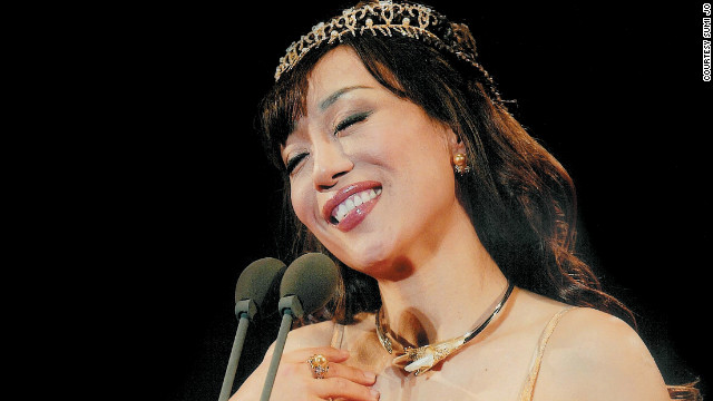 Jo says her destiny as an opera singer was decided by her mother -- who had wanted to be a singer herself -- before she was even born.