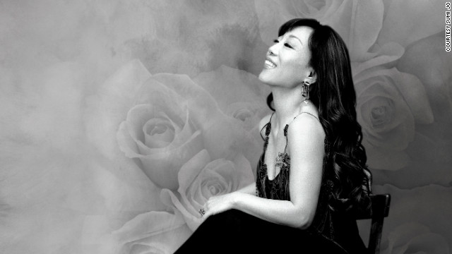 "Sumi Jo pictured just a few years after her European debut in 1986 singing the difficult soprano role Queen of the Night in Mozart's ""The Magic Flute"" in Israel in 1991."