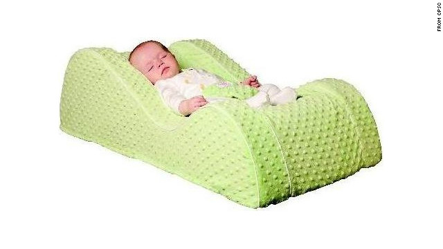 Five infant deaths have been linked to Nap Nannies, a popular infant recliner.
