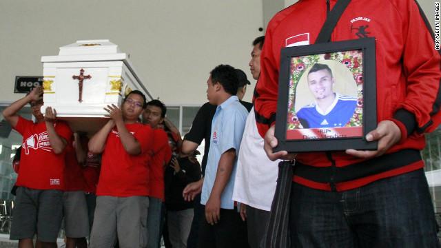 El hombre olvidado del futbol: la historia de la muerte de Diego Mendieta