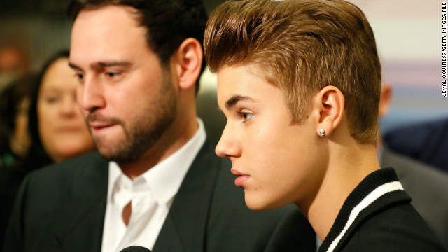 Grammy snubs: Bieber gets the cold shoulder