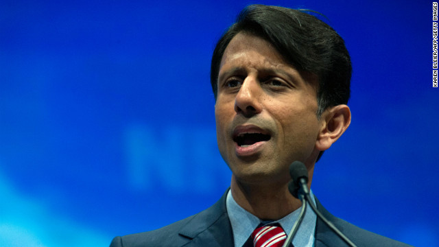Bobby Jindal's busy weekends