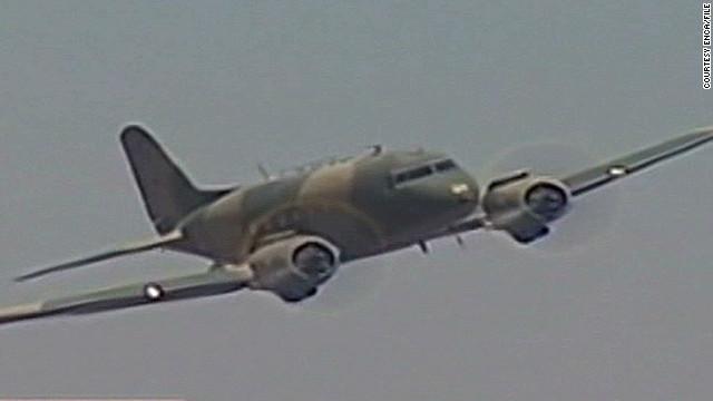 Un avión militar se estrella cerca del pueblo natal de Nelson Mandela