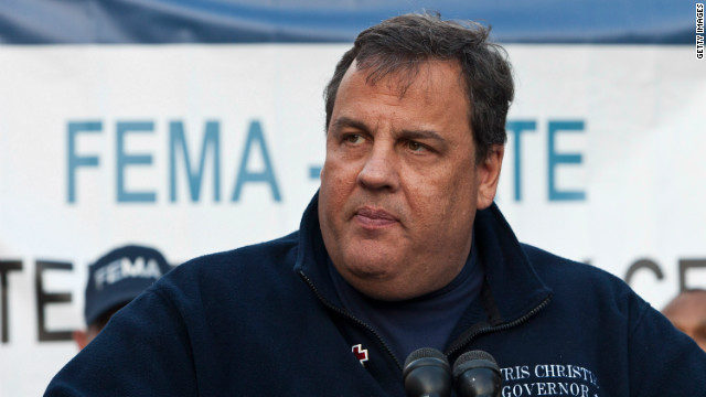 Chris Christie rails against NRA, calls ad &#039;reprehensible&#039;