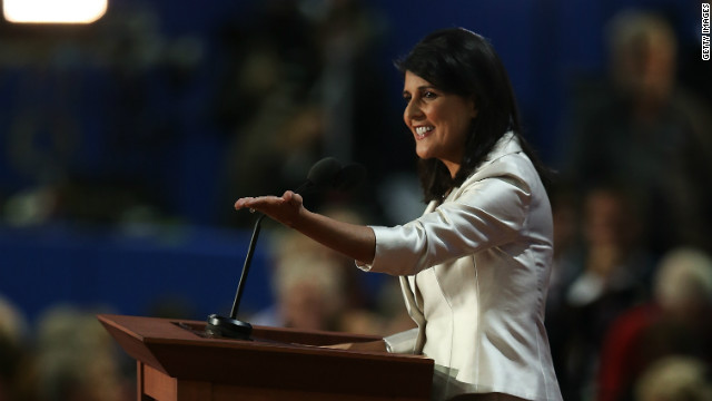 Nikki Haley will appoint DeMint successor 'quickly'