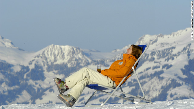 "Forget the beach. Nothing says ""Ahhh ..."" like a week on Europe's finest slopes."