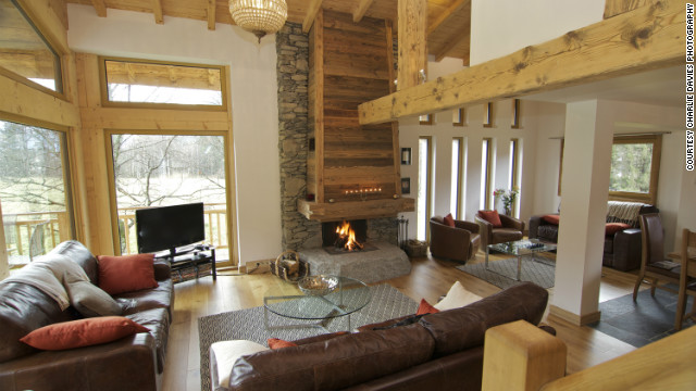 Enjoy Chalet Marithe in Chamonix, one of France's best-loved winter sports resorts.
