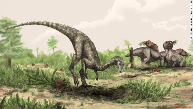 Científicos encuentran el dinosaurio más antiguo del planeta