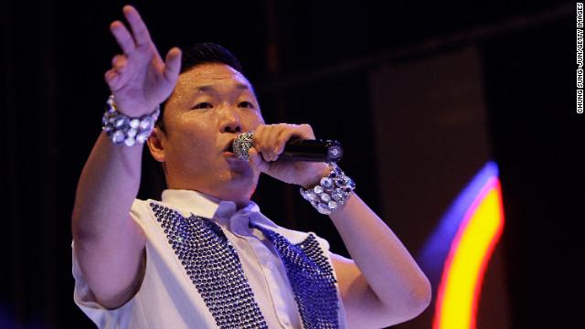 Psy se disculpa por sus letras antiestadounidenses