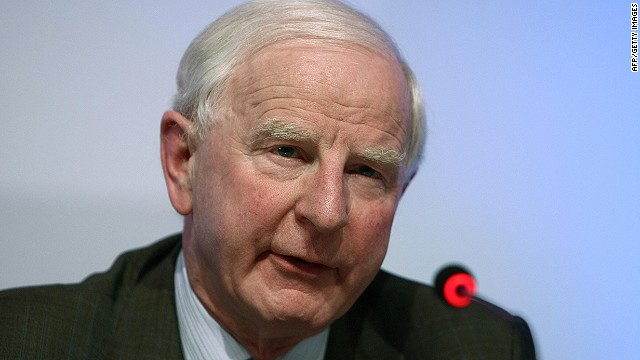 European Olympic Committees president Patrick Hickey led the presentation at Saturday's general assembly in Rome.