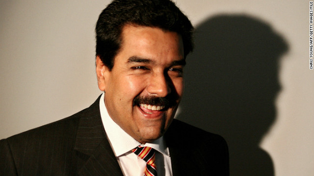 Former Venezuelan President Hugo Chavez tapped Nicolas Maduro as his successor.